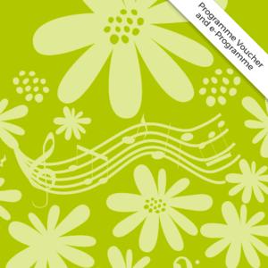 2019 Flower Show Programme voucher & e-Programme