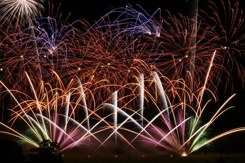 MLE Fireworks